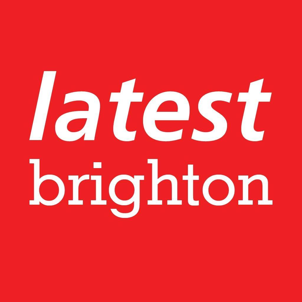 Latest Brighton logo