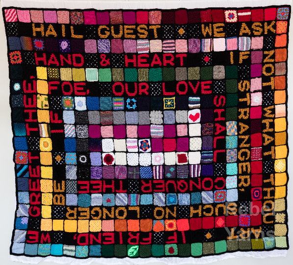 Brighton Welcome Blanket
